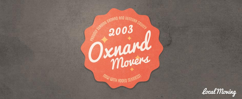 Movers Oxnard - Local County Moving Company