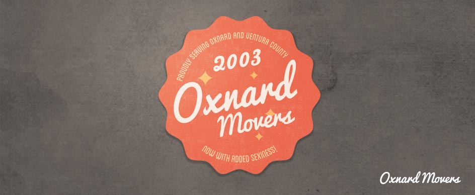 oxnard movers company